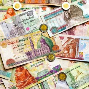 Infos Währung und Umtausch Ägyptische Pfund
