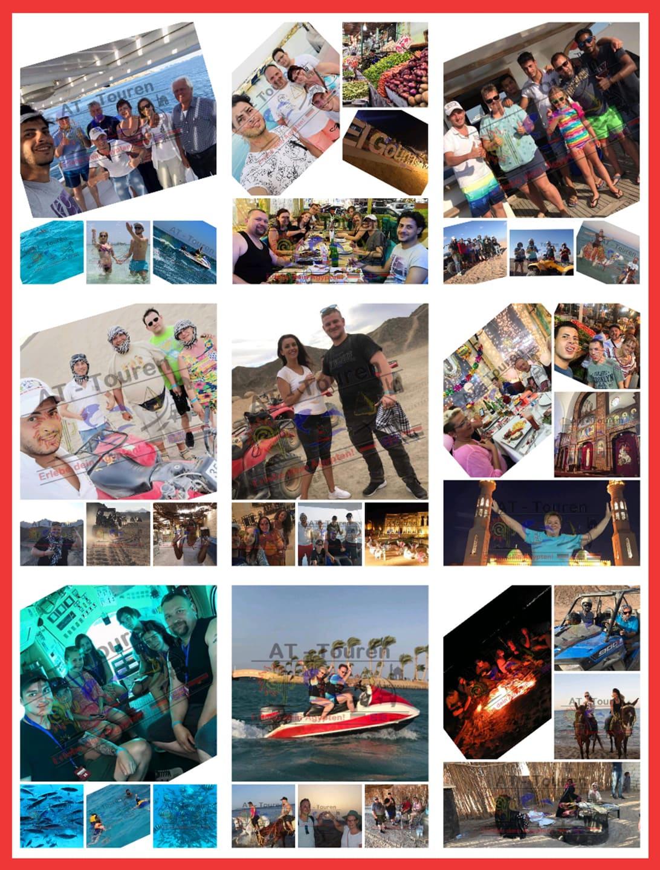 Allgemeine Geschäftsbedingungen von AT-Touren in Hurghada